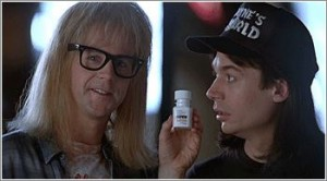Waynes_world_Product_placement_in_Movies_Secret_Advertising_Nuprin